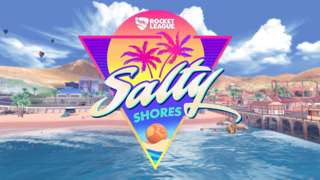 Rocket League Salty Shores DLC - Official Trailer