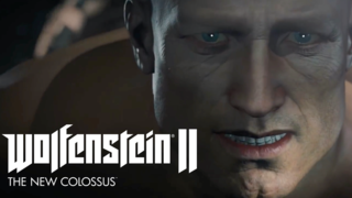 Wolfenstein: The New Colossus - Official Nintendo Switch Launch Trailer