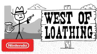 West Of Loathing - Official Launch Trailer