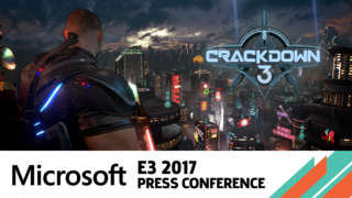 Crackdown 3 Goes All Out With Terry Crews And Action Gameplay - E3 2017
