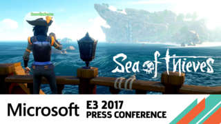 Sea Of Thieves Shows A Pirate's Life Full Of High Seas Battles And Treasure - E3 2017