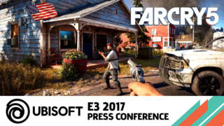 Far Cry 5 Gameplay Reveal Demo - E3 2017