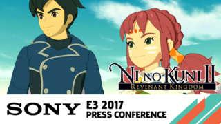 Ni No Kuni 2: Revenant Kingdom E3 2017 Trailer
