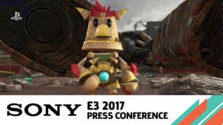 Knack 2 Release Month Trailer - E3 2017