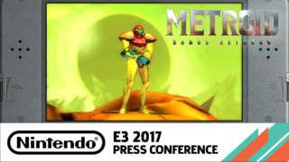 Metroid: Samus Returns 3DS Gameplay Trailer - E3 2017