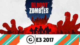 Bloody Zombies Trailer | E3 2017