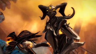 Guild Wars 2 - Path Of Fire Announcement Trailer