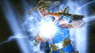 Injustice 2 - Raiden And Black Lightning Reveal Trailer