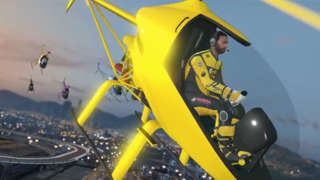 GTA 5 Online - Transform Races Trailer