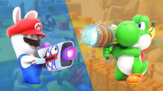 Mario + Rabbids FREE Versus Mode