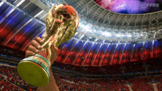 FIFA 18 - 2018 World Cup Update Reveal Trailer