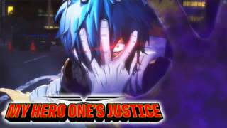 My Hero One's Justice - Release Date Trailer