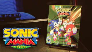 Sonic Mania Plus - Retro Infomercial