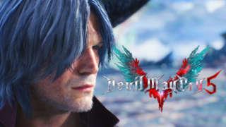 Devil May Cry 5 - Dante Official Reveal Trailer | Gamescom 2018