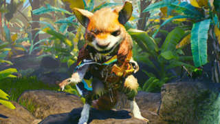 Biomutant Is Devil May Cry But With A Mutant Fox (Developer Commentary) | Gamescom 2018