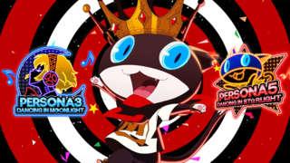 Persona 3: Dancing In Moonlight And Persona 5: Dancing In Starlight - Bundle Trailer