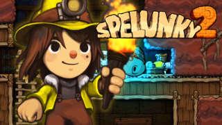 Spelunky 2 - Gameplay Reveal Trailer