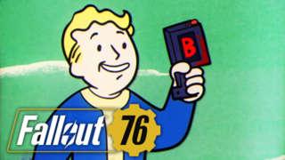 Fallout 76  - Atomics For Peace Trailer