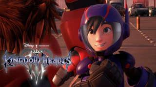 Kingdom Hearts 3 - Big Hero 6 Official Japanese Trailer