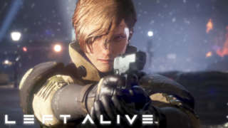 Left Alive - Release Date Announcement Trailer (Japanese)