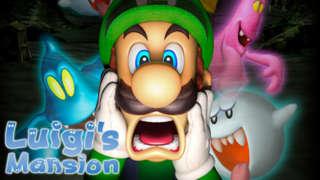 Luigi's Mansion - Face Your Fears 3DS Trailer