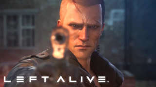 Left Alive - Release Date Announcement Trailer