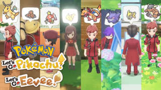 Pokemon: Let's Go, Pikachu! And Let's Go, Eevee! - Master Trainer Trailer