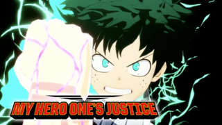 My Hero One's Justice - Official Launch Trailer