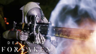 Destiny 2: Forsaken - Weapons Of The Black Armory Trailer