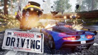 Dangerous Driving - Announcement Trailer