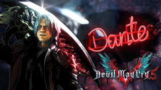 Devil May Cry - Dante Combat Trailer