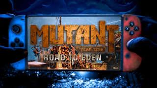 Mutant Year Zero: Road To Eden - Nintendo Switch Announcement Trailer