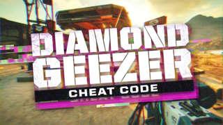 RAGE 2 - Danny Dyer Diamond Geezer Cheat Code