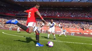PES 2020 - Manchester United Partnership Announcement Trailer