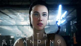 Death Stranding - Mama Character Spotlight Trailer