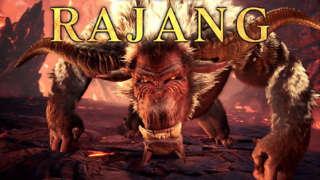 Monster Hunter World: Iceborne - Rajang Reveal Trailer