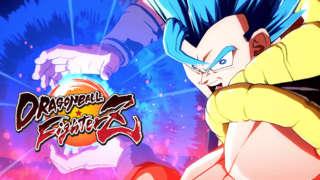 Dragon Ball FighterZ - Gogeta SSGSS Character Trailer