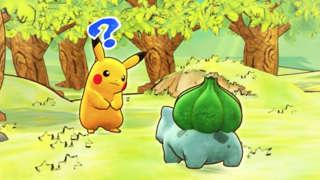 Pokemon Mystery Dungeon: Rescue Team DX - Nintendo Switch Announcement Trailer
