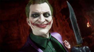 Mortal Kombat 11 - Official Joker Gameplay Trailer