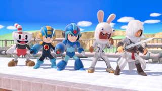 Super Smash Bros. Ultimate - Mii Fighter Costumes 5 Trailer