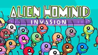 Alien Hominid Invasion - Nintendo Switch Announcement Trailer