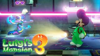 Luigi's Mansion 3 - Multiplayer DLC Pack Part 1 Trailer