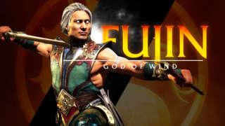 Mortal Kombat 11: Aftermath - Meet Fujin Trailer