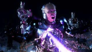Mortal Kombat 11: Aftermath – Terminator vs. RoboCop Gameplay
