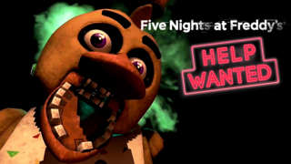 Five Nights At Freddy's: Help Wanted - Nintendo Switch Gameplay Trailer