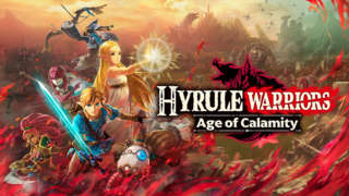 Hyrule Warriors: Age Of Calamity - Official Announcement Trailer