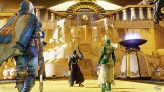 Destiny 2 Coming To Google Stadia With All Content, New Expansion
