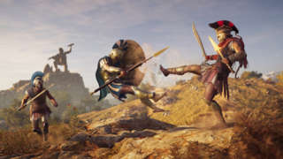 E3: Assassin's Creed Odyssey Story Creator Mode Out Now, Discovery Mode This Fall