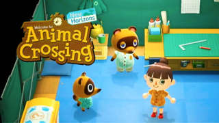 E3 2019: Animal Crossing New Horizons Features Couch Co-Op