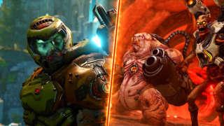 E3 2019: First Look At Doom Eternal's Multiplayer